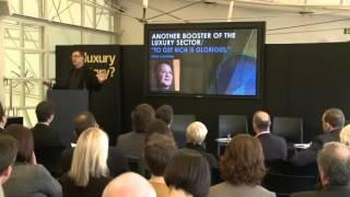 Is luxury history? - Jean Noel Kapferer