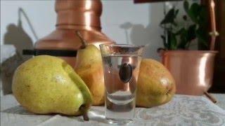 видео Грушевый сидр в домашних условиях: рецепт