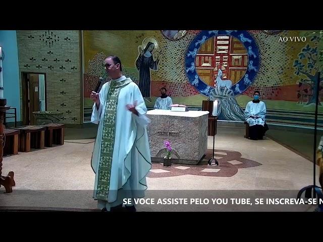 Santa Missa 6° Domingo da Páscoa - 08/05/2021