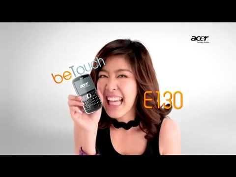 Acer beTouch E130: หนูนา