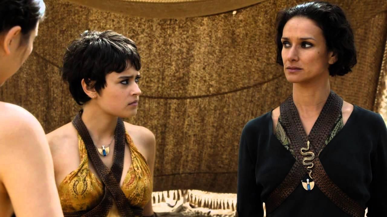 game of thrones season 5 episode 4 clip the sand