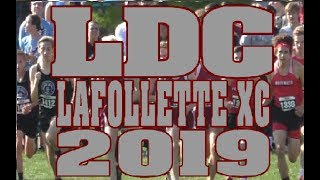 2019 Lafollette Cross Country Highlight Video