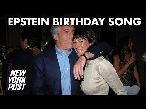 Writer reveals Ghislaine Maxwell's creepy request for Jeffrey Epstein birthday song | New York Post