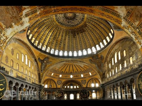 Hagia Sophia: The magnificent dome and advanced structural system