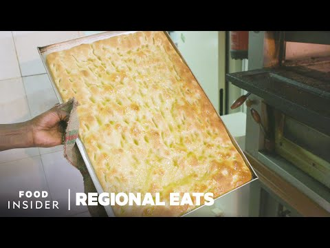 How Genovese Focaccia Bread Is Made In Italy   Regional Eats