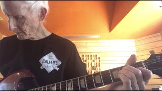 """""""Roadhouse Blues"""" Guitar Lesson with Robby Krieger"""