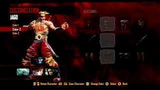 Killer Instinct (Xbox One) - Jago аксессуары(Важная Информация... Помогайте продвигать видео в массы не забывайте ставить