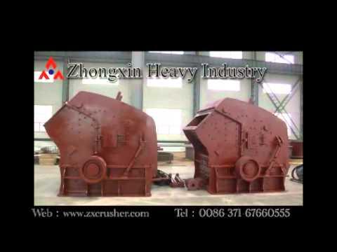 Zhongxin Heavy Industry For Stone Cone Crusher