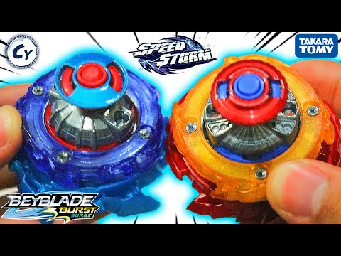 *MORE* METAL?! Xceed-SPM+X & Zone-SPM+Z BEYBLADE BURST SPARKING SURGE SPEEDSTORM