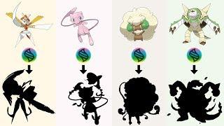 Fan Requests #35: Mega Mew, Mega Whimsicott, Mega Chesnaught, Mega Kartana