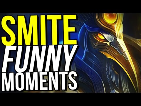 MYTHYMOO & ALLIED VS THE WORLD! - SMITE FUNNY MOMENTS