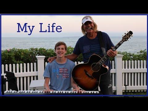 My Life Billy Joel Acoustic Cover