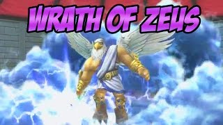 Wizard101: NEW Storm Spell - Wrath of Zeus