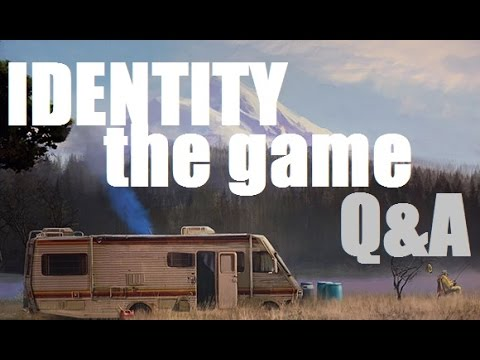 Identity The Game! LOADS OF DETAILS!