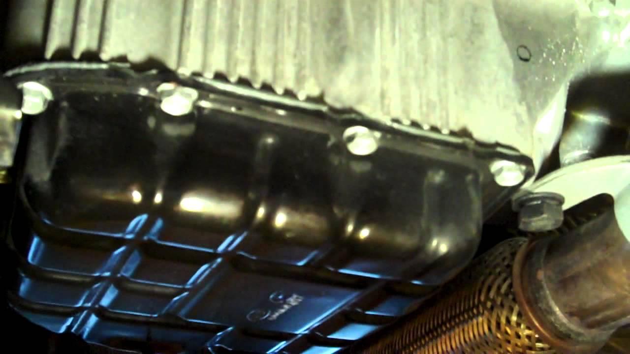 2009 Hyundai Elantra Oil Change Amsoil 5W 20   YouTube
