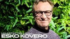 Haastattelussa Esko Kovero