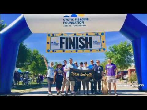Cystic Fibrosis Foundation - DeVaughn James Injury Lawyers WINS for Kansas