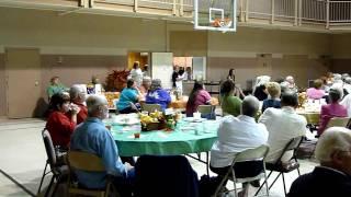 Ripley County Mo Relay for Life Cancer Survivor Banquet September 2011