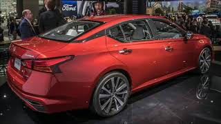 THIS LIKE!! 2019 NISSAN ALTIMA  2018 NEW YORK AUTO SHOW