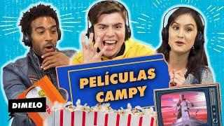 """Dímelo: Flashback- Latinos opinan sobre películas ochentosas estilo """"camp"""""""