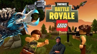 How to make Lego Fortnite Battle Royale Weapons!