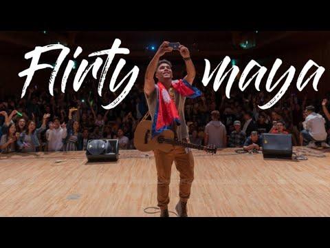 Flirty maya- Neetesh Jung Kunwar -live Tokyo