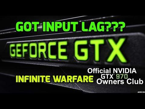 Fix GTX 970 Input Lag on Infinite Warfare - PC and Karma Gameplay!