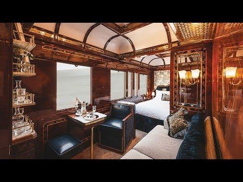 Interiors Inspiration: Inside the New Orient Express Train | Venice Simplon-orient Express