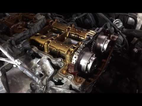 Mercedes-Benz M271 Timing Chain Sound | FunnyCat TV