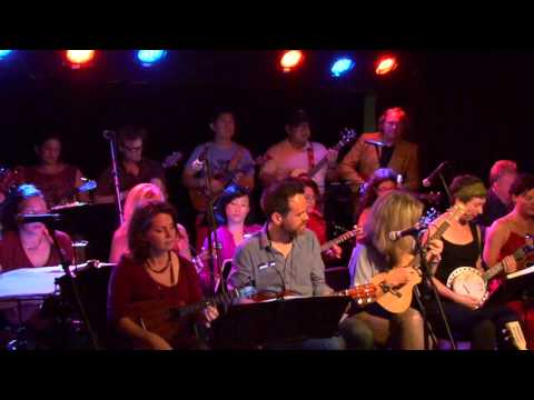 """A Little Respect"" performed by The Ukulele Orchestra of the Western Hemisphere"