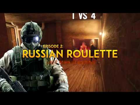 Rainbow Six Siege | Episode 2: Russian Roulette (Last operator standing)