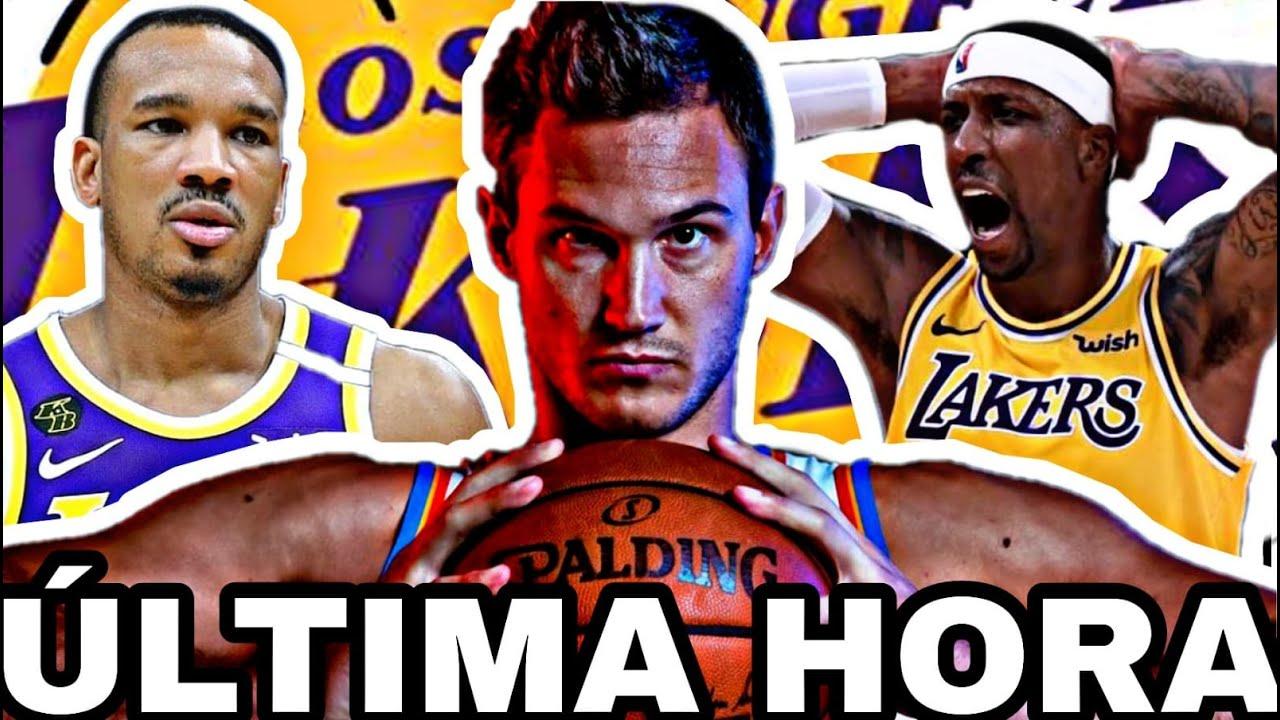 😱TREMENDAS NOTICIAS!! 🔥GALLINARI a LAKERS!!?? 💥RENOVACIONES y FICHAJES NBA!!