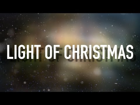 Light of Christmas (feat. Owl City) - [Lyric Video] TobyMac