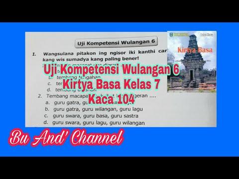 Uji Kompetensi Wulangan 4 Bahasa Jawa Kelas 8 Hal 80 File Guru Sd Smp Sma