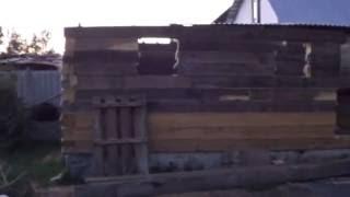 Баня из бруса своими руками: видео-инструкция как собрать своими руками, особенности постройки, цена, фото