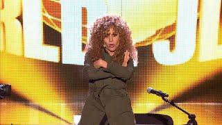 Zosia Nowakowska jako Jennifer Lopez - Twoja Twarz Brzmi Znajomo