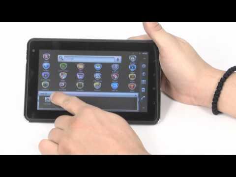Видео Ревю Prestigio MultiPad 7074