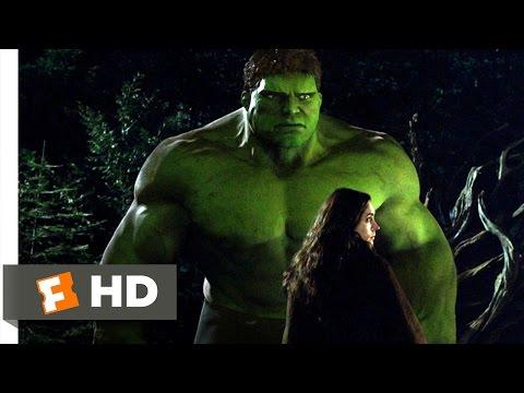 Hulk (2003) - Hulk vs. Hulk Dogs Scene (4/10) | Movieclips