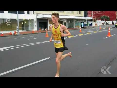 A month to recover after running half of marathon barefoot: RNZ Checkpoint