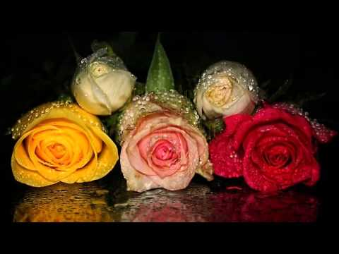 ♥♥RAY CHARLES ♥-♥ CRYING♥TIME ( WITH LYRICS ) ♥♥ LOVE »*¯*« ♥♥