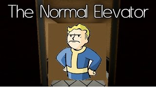 HURRY UP ELEVATOR- the normal elevator roblox