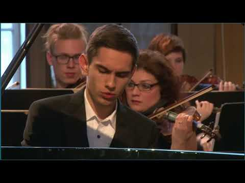 Dmitry Shishkin 1st price 2017 Top of the World International Piano Competition