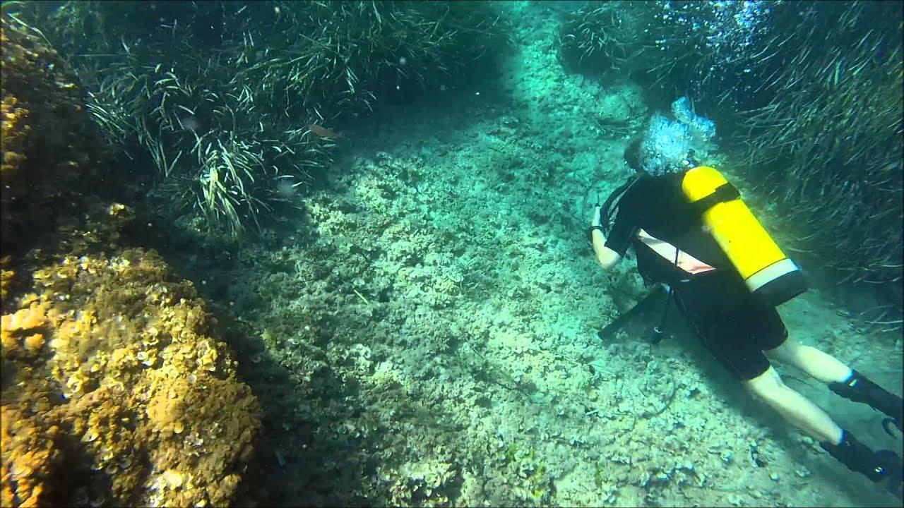 Banos De La Reina Campello Snorkel Youtube