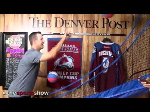 Brandon Stokley Pop-A-Shot part 2
