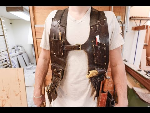 Tools, The Ultimate Tool Vest