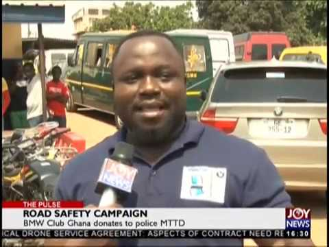 Road Safety Campaign – The Pulse on JoyNews (14-12-18)