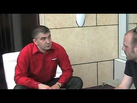 Parallels CEO Serguei Beloussov