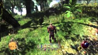 Two Worlds 2 Gameplay PS3 Part 4