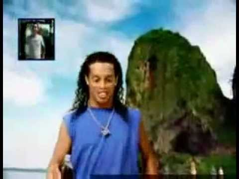 Pepsi Commercial with Ronaldinho, Beckham, Fabregas, Messi, Henry
