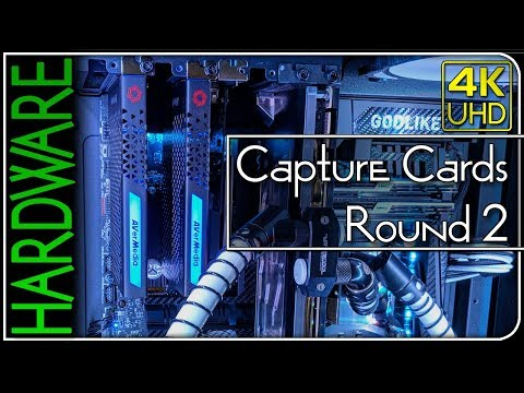 Hardware Talk — Capture Cards: Round 2